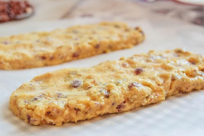 croquants aux noisettes almond crisps