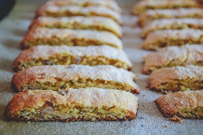 croquants aux noisettes french almond crisps